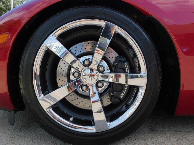 2009 Chevrolet Corvette Coupe 3LT, F55, NPP, 6-Speed, Mods, Chromes 38k in Dallas, Texas 75220