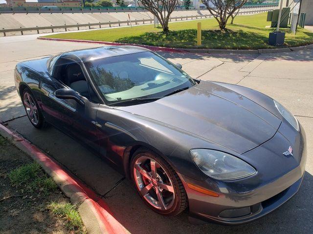 2009 Chevrolet Corvette Coupe 3LT, NPP, Kenwood Radio, Auto, Chromes 60k in Dallas, Texas 75220