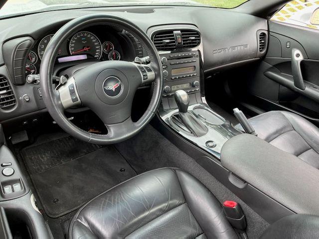 2009 Chevrolet Corvette Convertible 2LT, Auto, CD, Power Top, Chromes 44k in Dallas, Texas 75220