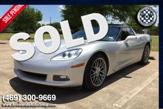 2009 Chevrolet Corvette w/1LT in Rowlett