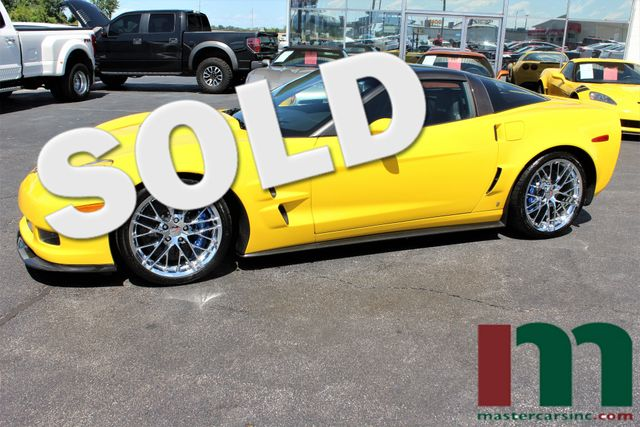 2009 Chevrolet Corvette ZR1 w/3ZR | Granite City, Illinois | MasterCars Company Inc. in Granite City Illinois