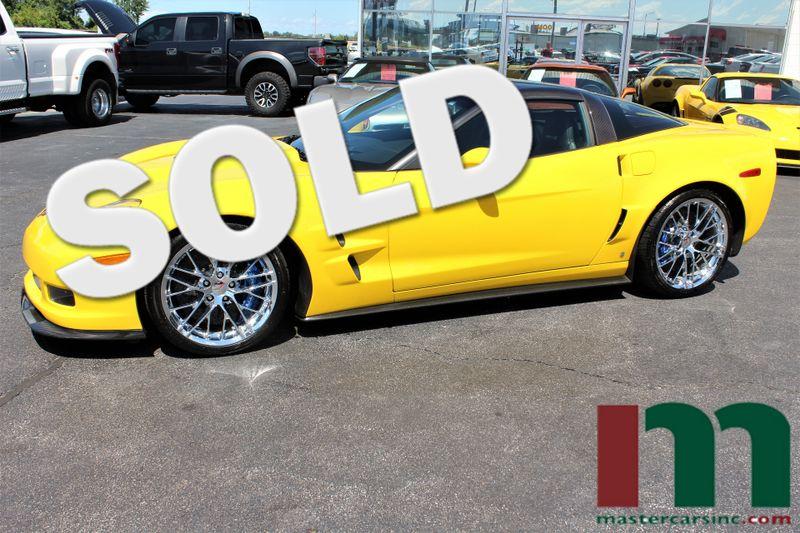 2009 Chevrolet Corvette ZR1 w/3ZR | Granite City, Illinois | MasterCars Company Inc. in Granite City Illinois