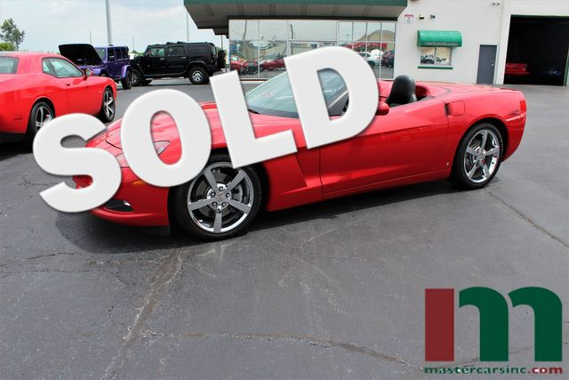 2009 Chevrolet Corvette w/2LT | Granite City, Illinois | MasterCars Company Inc. in Granite City Illinois