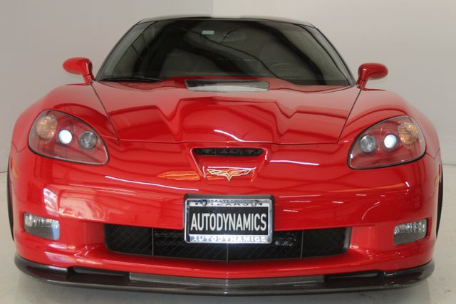 2009 Chevrolet Corvette ZR1 w/3ZR Houston, Texas 3