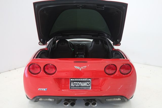 2009 Chevrolet Corvette ZR1 w/3ZR Houston, Texas 18