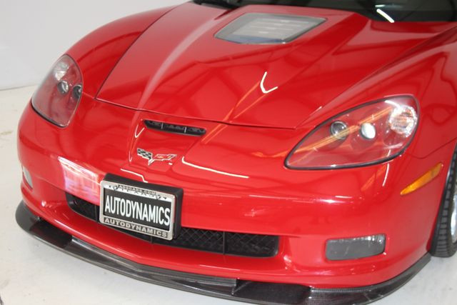 2009 Chevrolet Corvette ZR1 w/3ZR Houston, Texas 6