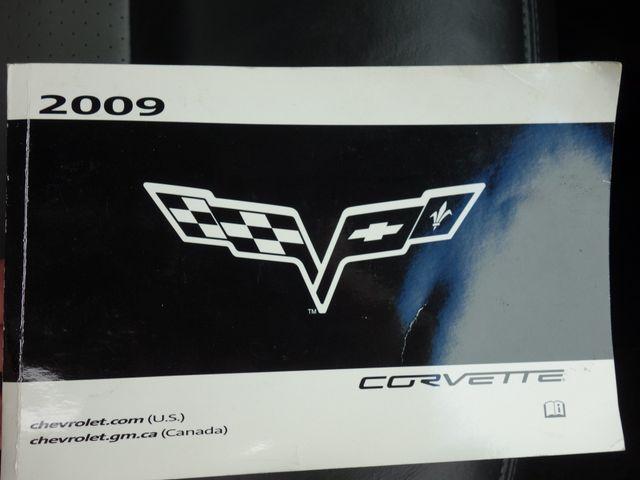 2009 Chevrolet Corvette w/4LT in Marion Arkansas, 72364