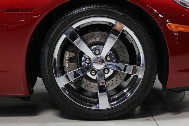 2009 Chevrolet Corvette w/3LT Merrillville, Indiana 45