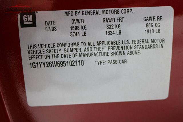 2009 Chevrolet Corvette w/3LT Merrillville, Indiana 46