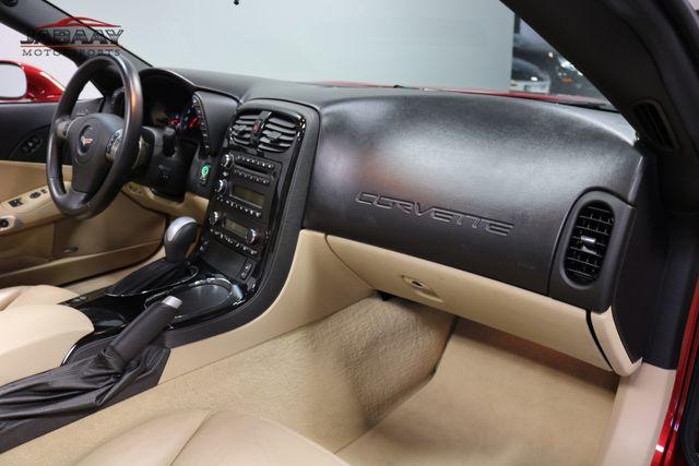 2009 Chevrolet Corvette w/3LT Merrillville, Indiana 15