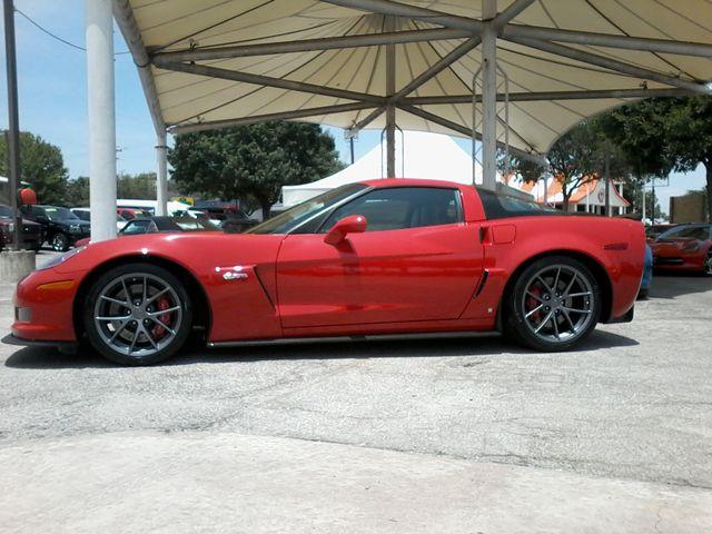 2009 Chevrolet Corvette Z06 w/1LZ San Antonio, Texas