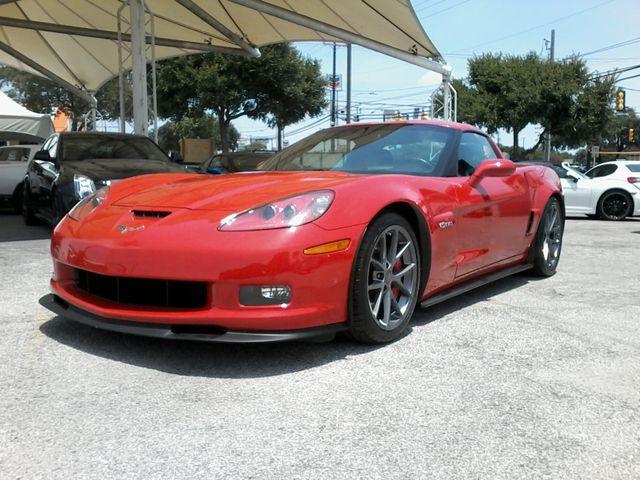 2009 Chevrolet Corvette Z06 w/1LZ San Antonio, Texas 1