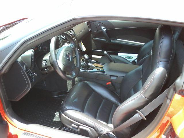 2009 Chevrolet Corvette Z06 w/1LZ San Antonio, Texas 14