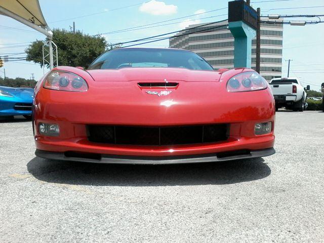 2009 Chevrolet Corvette Z06 w/1LZ San Antonio, Texas 3