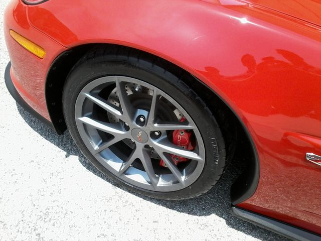 2009 Chevrolet Corvette Z06 w/1LZ San Antonio, Texas 32