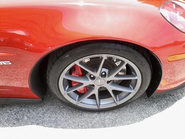 2009 Chevrolet Corvette Z06 w/1LZ San Antonio, Texas 35
