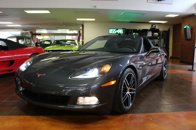 2009 Chevrolet Corvette w/1LT La Jolla, Califorina  1