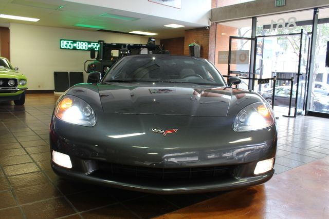 2009 Chevrolet Corvette w/1LT La Jolla, Califorina  2