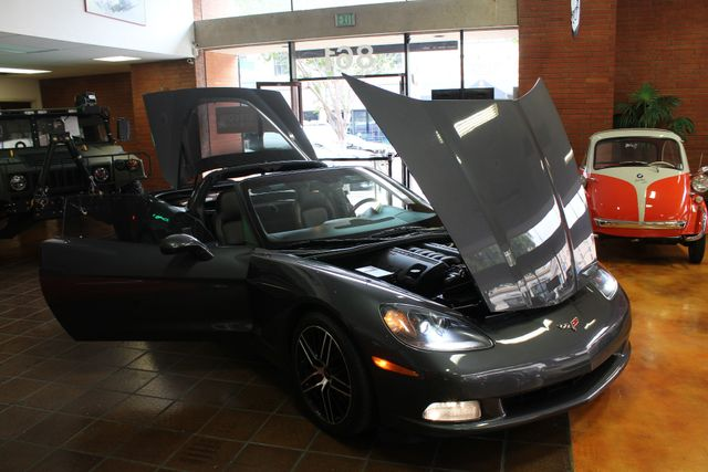 2009 Chevrolet Corvette w/1LT La Jolla, Califorina  70