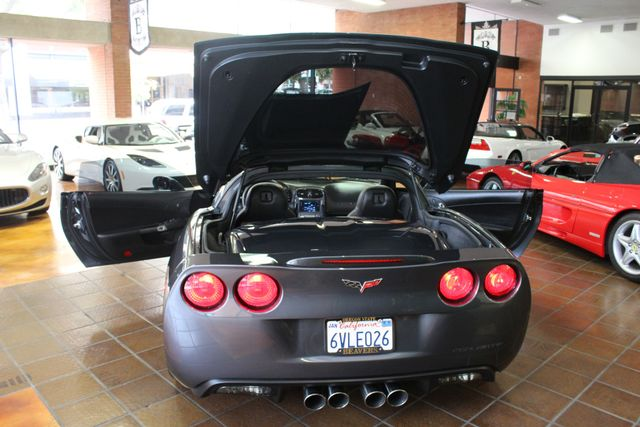 2009 Chevrolet Corvette w/1LT La Jolla, Califorina  73