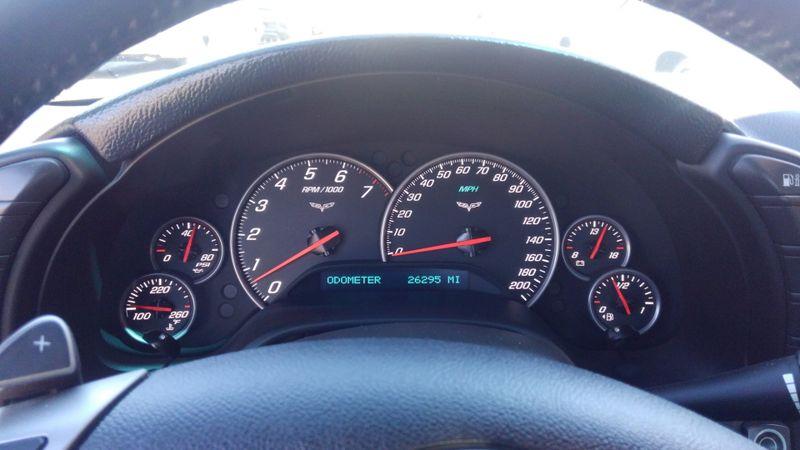 2009 Chevrolet Corvette w3LT One Owner  St Charles Missouri  Schroeder Motors  in St. Charles, Missouri