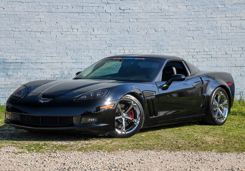2009 Chevrolet Corvette Coupe 1LT  city TX  Dallas Motorsports  in Wylie, TX