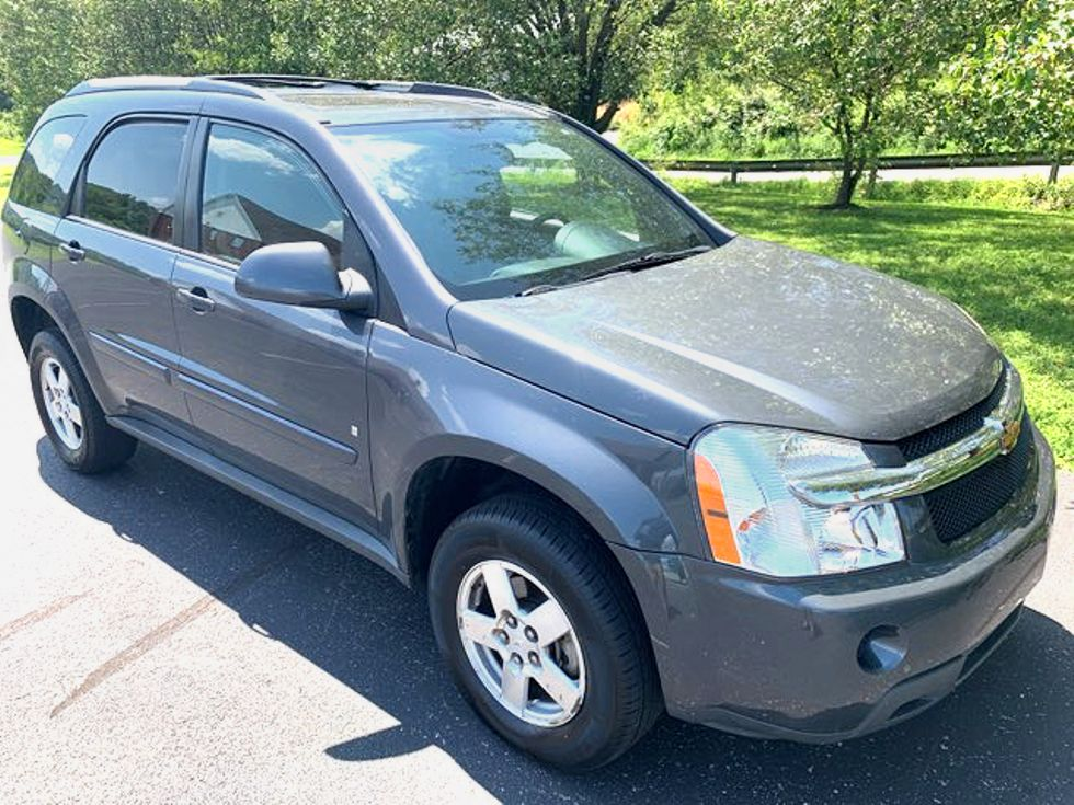 Buy Here Pay Here Knoxville >> 2009 Chevrolet Carfax Price 7040 0ur Price 4995 Equinox