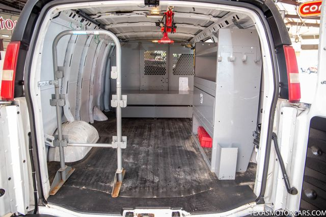 2009 Chevrolet Express Cargo Van Commercial in Addison, Texas 75001