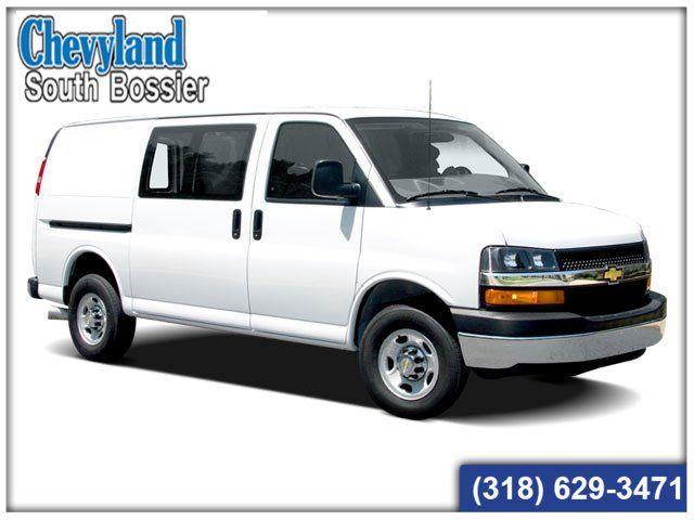 2009 Chevrolet Express Cargo Van Work Van in Bossier City, LA 71112