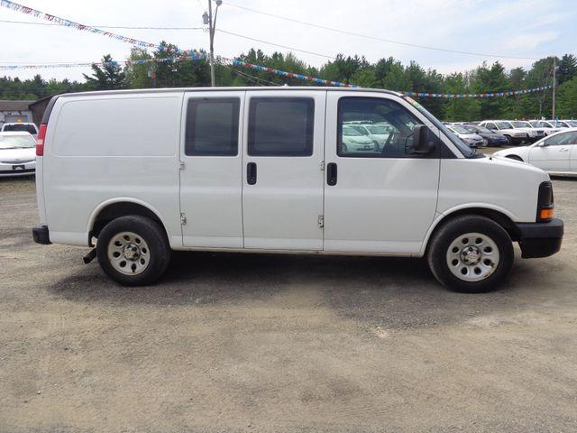 2009 Chevrolet Express Cargo Van Hoosick Falls, New York 2