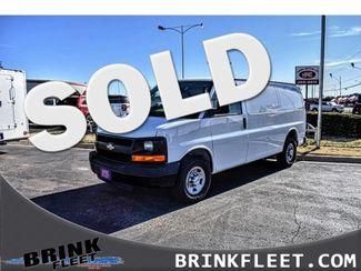 2009 Chevrolet Express Cargo Van RWD 2500 135 | Lubbock, TX | Brink Fleet in Lubbock TX