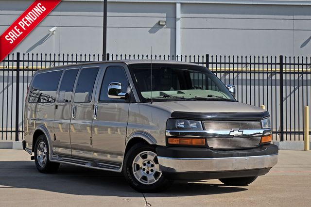 2009 Chevrolet Express Cargo Van YF7 Upfitter HCap Van | Plano, TX | Carrick's Autos in Plano TX