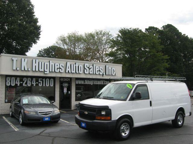 2009 Chevrolet Express Cargo Van Richmond, Virginia 1