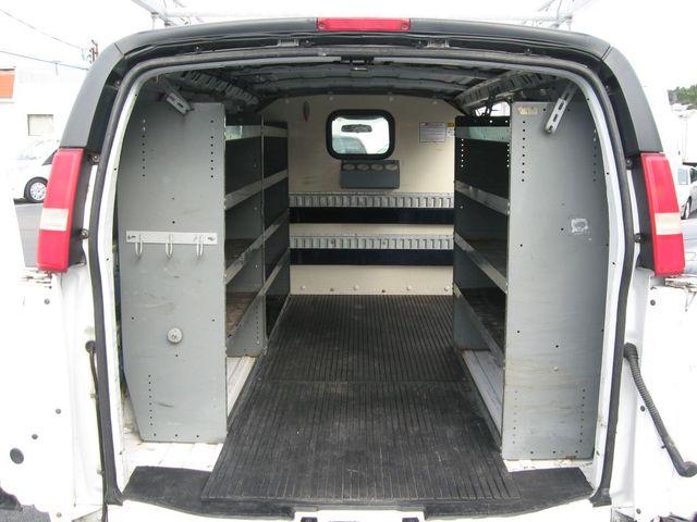 2009 Chevrolet Express Cargo Van Richmond, Virginia 16