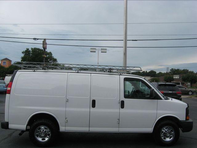 2009 Chevrolet Express Cargo Van Richmond, Virginia 4