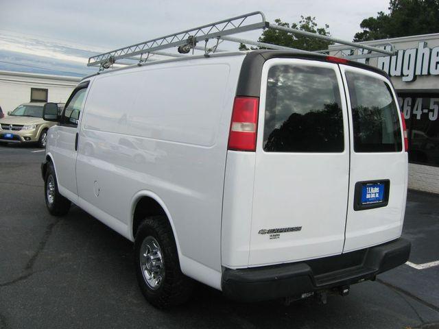 2009 Chevrolet Express Cargo Van Richmond, Virginia 7