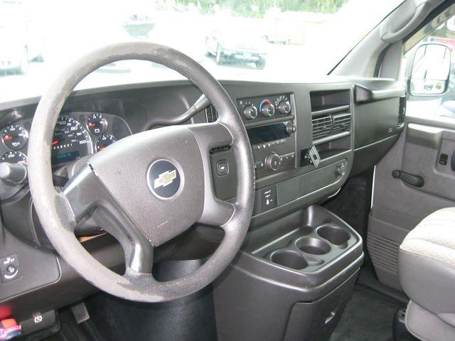 2009 Chevrolet Express Cargo Van Richmond, Virginia 8