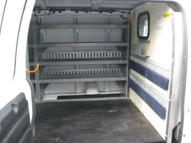 2009 Chevrolet Express Cargo Van Richmond, Virginia 13