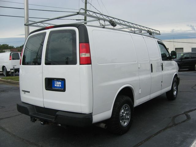 2009 Chevrolet Express Cargo Van Richmond, Virginia 5
