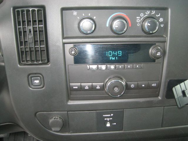 2009 Chevrolet Express Cargo Van Richmond, Virginia 9
