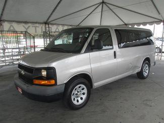 2009 Chevrolet Express Passenger Gardena, California