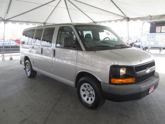 2009 Chevrolet Express Passenger Gardena, California 3