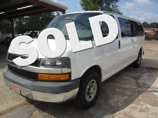 2009 Chevrolet Express Passenger Houston, Mississippi