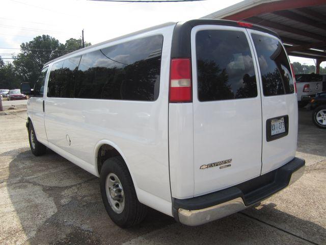 2009 Chevrolet Express Passenger Houston, Mississippi 5