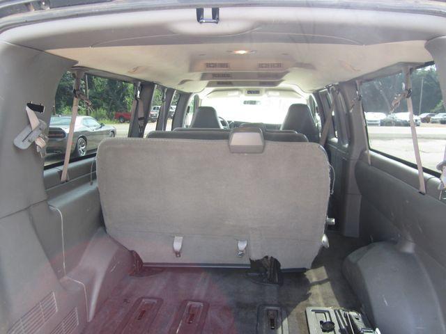 2009 Chevrolet Express Passenger Houston, Mississippi 10