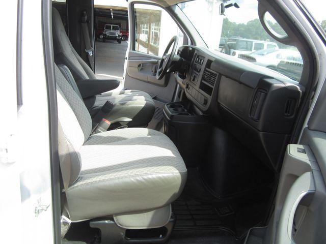 2009 Chevrolet Express Passenger Houston, Mississippi 7