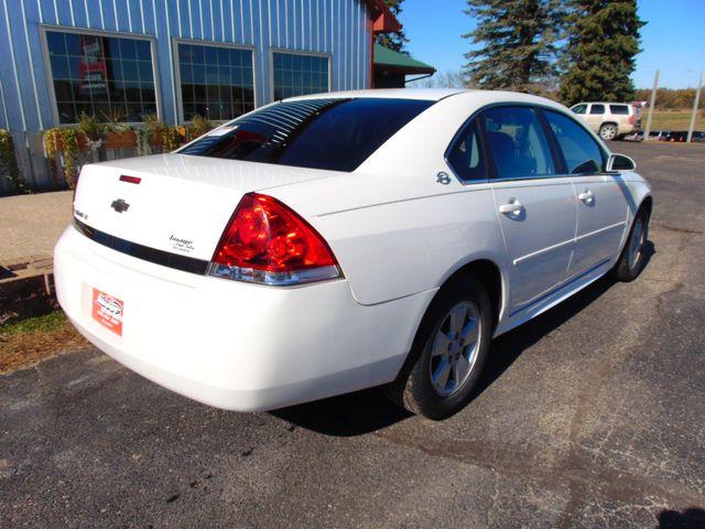 2009 Chevrolet Impala 3.5L LT Alexandria, Minnesota 4