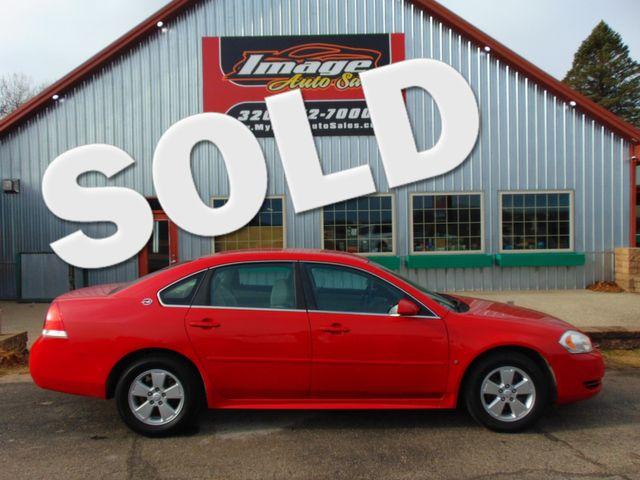 2009 Chevrolet Impala 3.5L LT in Alexandria, Minnesota 56308