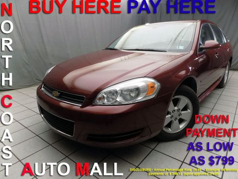 2009 Chevrolet Impala 3.5L LT As low as $799 DOWN in Cleveland, Ohio