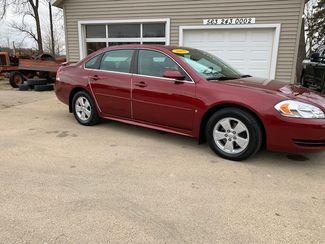 2009 Chevrolet Impala 3.5L LT in Clinton, IA 52732